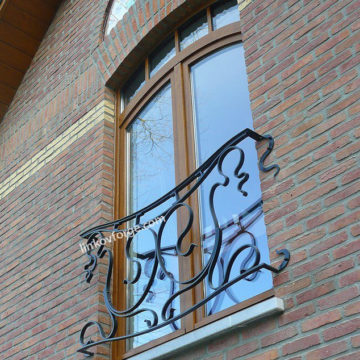 Wrought iron  Grates <br> 11
