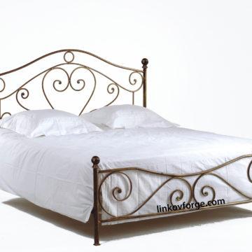 Спалня от ковано желязо <br> 16