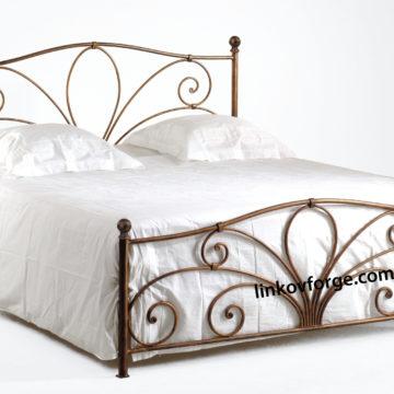 Спалня от ковано желязо <br> 17