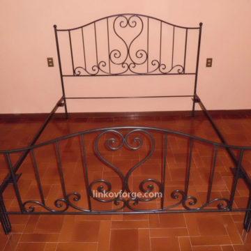 Спалня от ковано желязо <br> 27