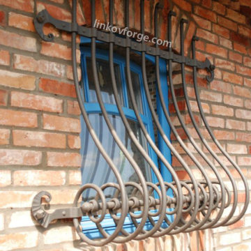 Wrought iron  Grates <br> 3