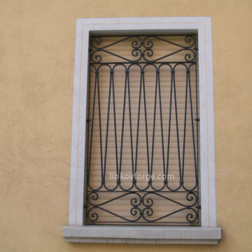 Wrought iron  Grates <br> 7