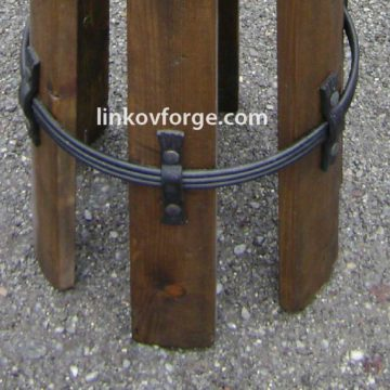 Wrought iron  Chair Hardware<br> 2