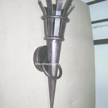 Аплик от ковано желязо  <br> 3