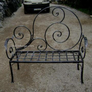 Wrought iron  Sofas <br> 2