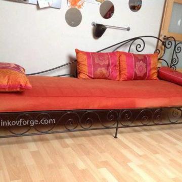 Wrought iron  Sofas <br> 12