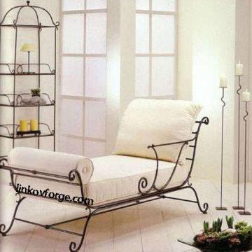 Wrought iron  Sofas <br> 14