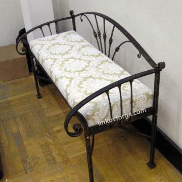 Wrought iron  Sofas <br> 15