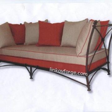 Wrought iron  Sofas <br> 17