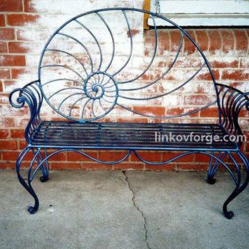 Wrought iron  Sofas <br> 3