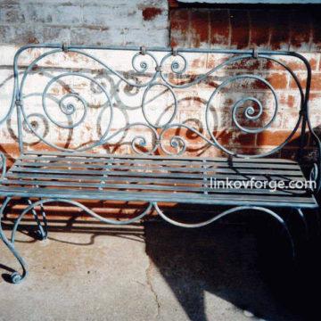 Wrought iron  Sofas <br> 9