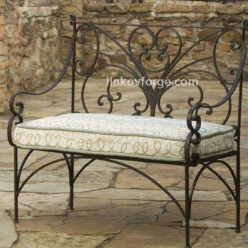 Wrought iron  Sofas <br> 10