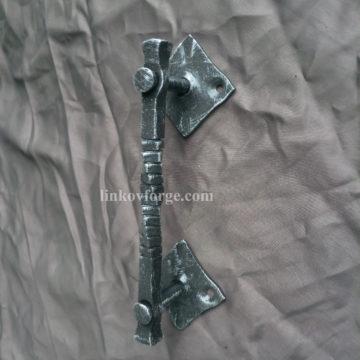 Дръжка за врата от ковано желязо<br>14