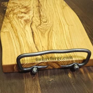 Дръжка за поднос от ковано желязо<br>1