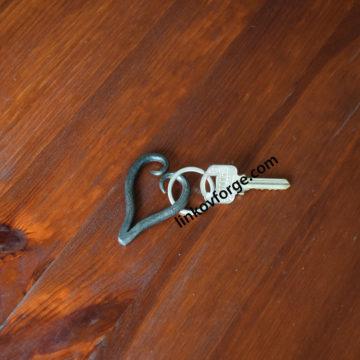 ключодържател от ковано желязо № 9