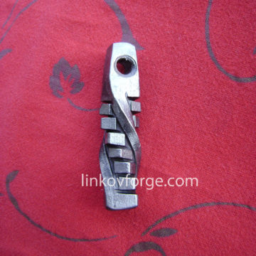 Wrought iron key ring<br> 3