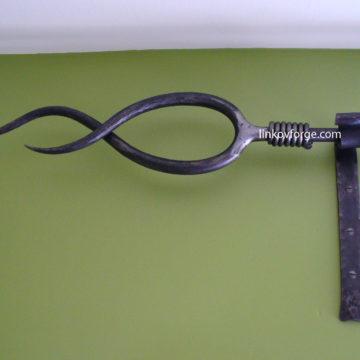 Корниз от ковано желязо  <br> 16