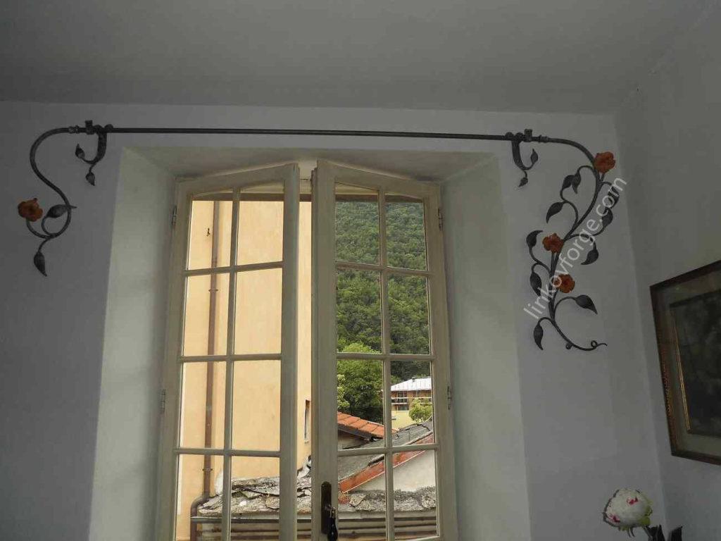 Wrought Iron Cornice : Wrought iron cornices blacksmith linkov