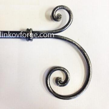 Wrought iron Cornice  <br>  5