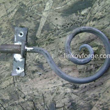 Корниз от ковано желязо  <br> 1