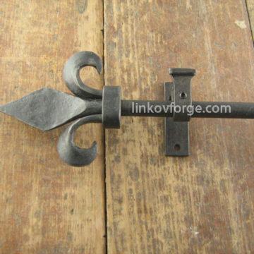 Корниз от ковано желязо  <br> 33