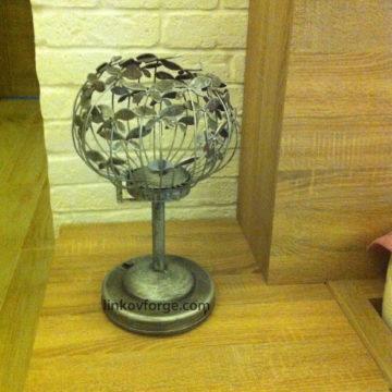Лампа от ковано желязо  <br> 1