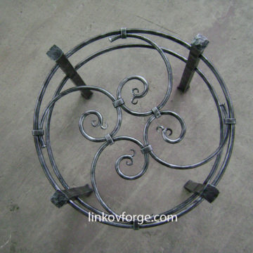 Wrought iron table<br> 2