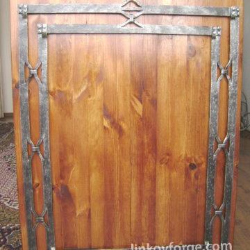 Огледало от ковано желязо <br> 1