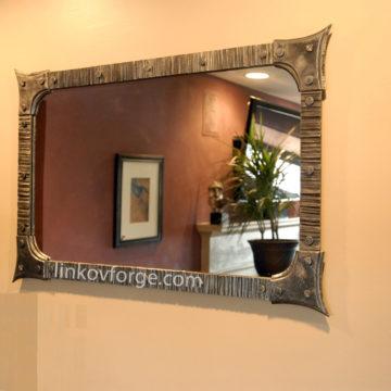 Огледало от ковано желязо <br> 11