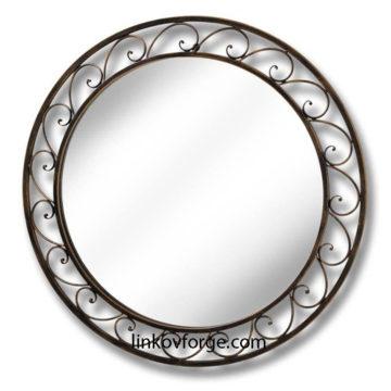 Огледало от ковано желязо <br> 14