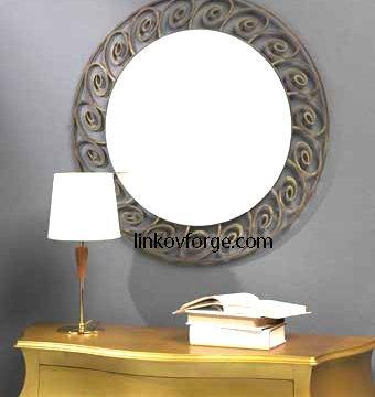 Огледало от ковано желязо <br> 15
