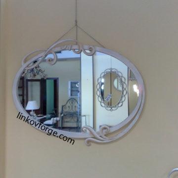 Огледало от ковано желязо <br> 17