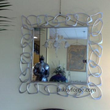 Огледало от ковано желязо <br> 18