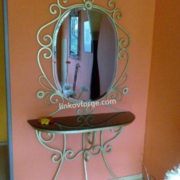 Огледало от ковано желязо <br> 3