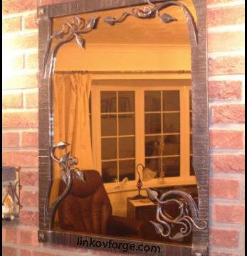 Огледало от ковано желязо <br> 5