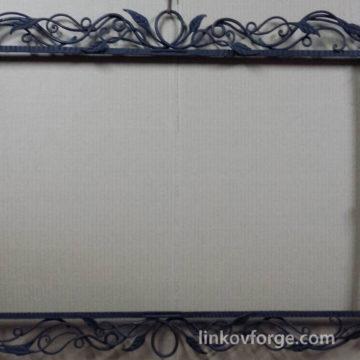 Огледало от ковано желязо <br> 9