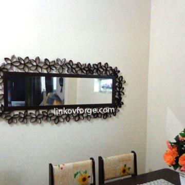 Огледало от ковано желязо <br> 10