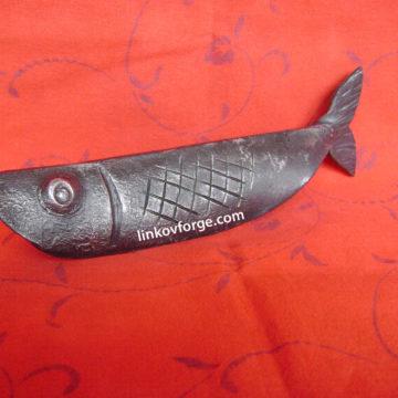 Риба от ковано желязо<br>