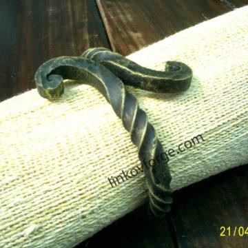 Салфетник от ковано желязо<br>2