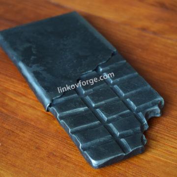 Wrought iron chocolate