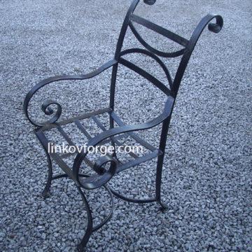 Стол от ковано желязо<br>2