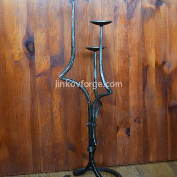 Свещник от ковано желязо  <br> 10