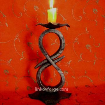 Свещник от ковано желязо  <br> 11
