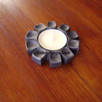 Свещник от ковано желязо  <br> 19