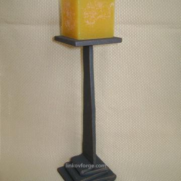 Свещник от ковано желязо  <br> 3
