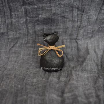Wrought iron bag