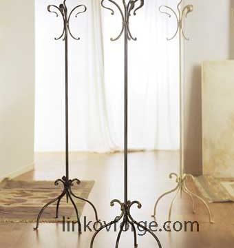 Wrought iron Hangers  <br>12