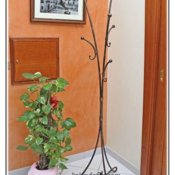 Wrought iron Hangers  <br>10