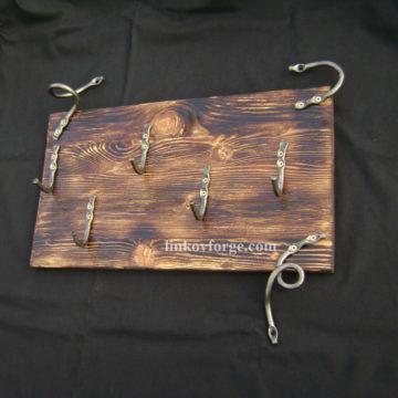 Закачалка от ковано желязо <br> 15