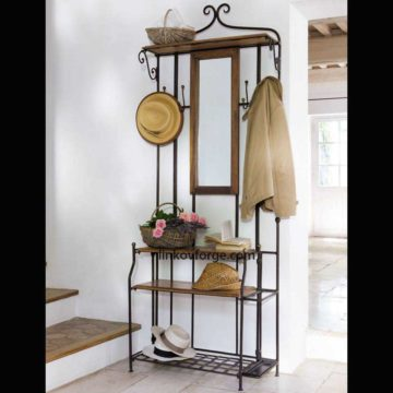 Wrought iron Hangers  <br>7